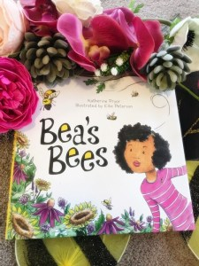 Montana Bowl of Cherries-Bea's Bees-children's book about pollinators and attracting plants