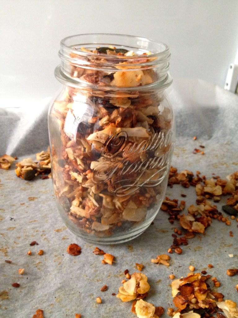 IMG 6139 768x1024 - Kokos Granola Crunchy