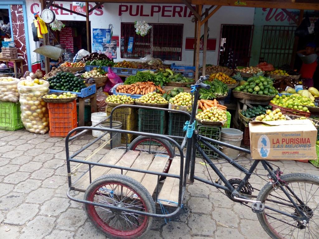 L1120431 1024x768 - Vegetarisch essen in Nicaragua: mehr als Reis und Bohnen