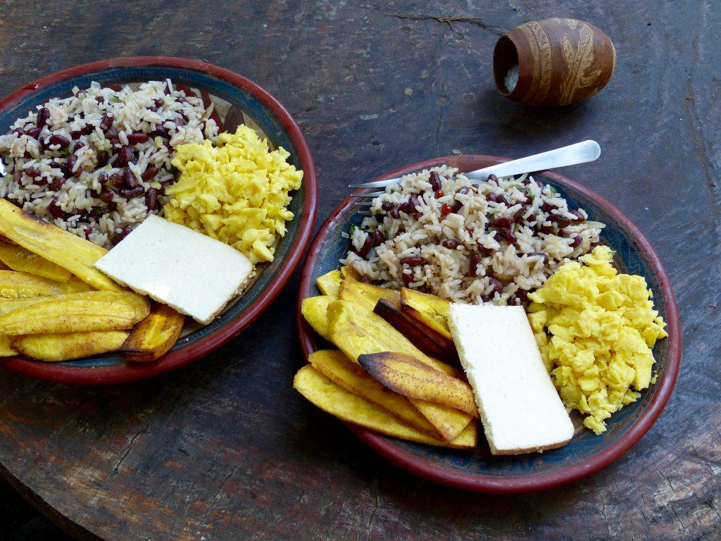 L1130192 1024x768 - Vegetarisch essen in Nicaragua: mehr als Reis und Bohnen