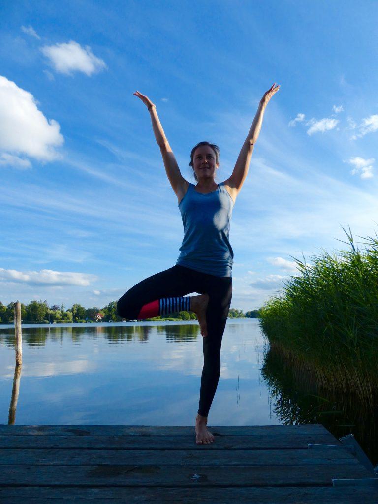 L1150012 768x1024 - Mein Yoga Weg: Wie ich zum Yoga kam und zu meiner täglichen Praxis