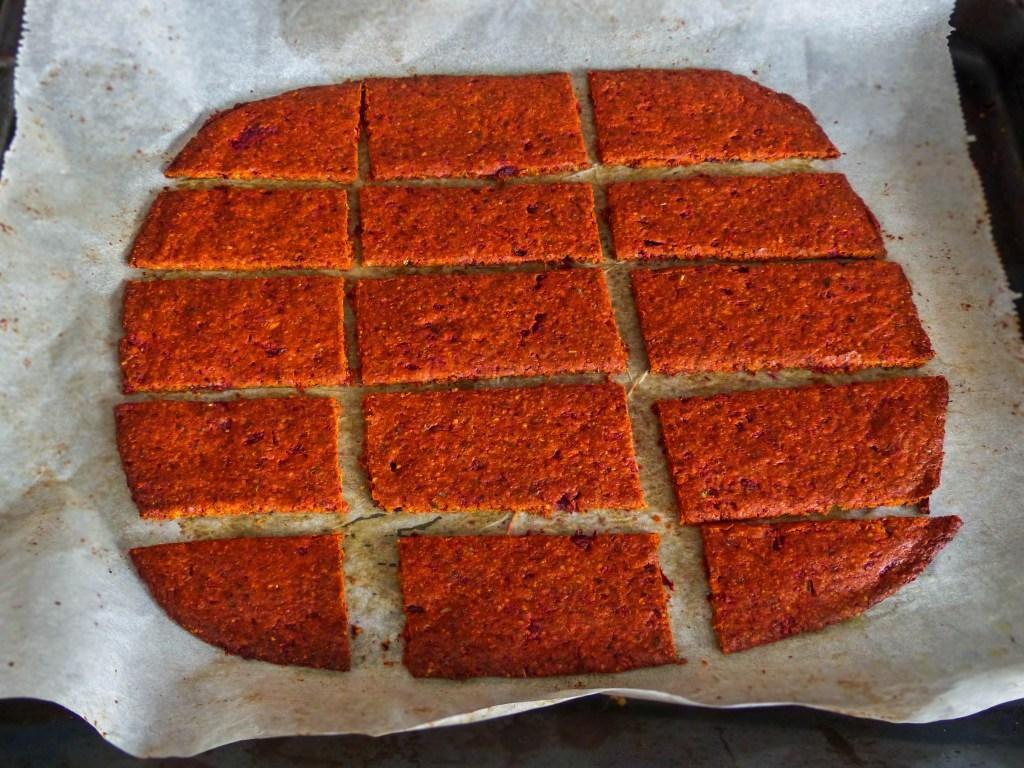 L1050853 LR 56 1024x768 - Herzhaft snacken: Gemüse Cracker