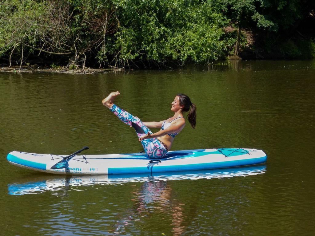 L1050853 LR 8 1024x768 - SUP Yoga: Bewegung und Entspannung im Fluss der Natur