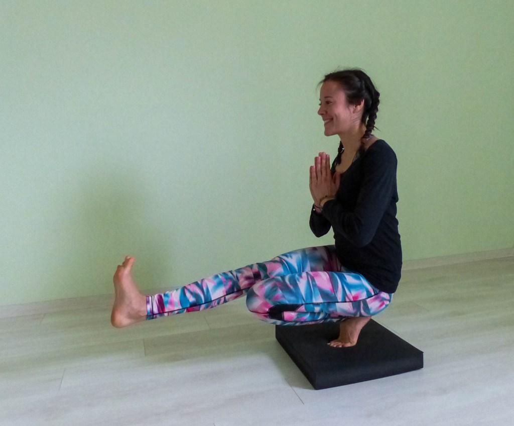 körperliche Balance