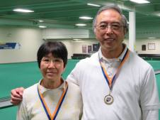 2018 Champions - Eric Leung & Rainbow Lung