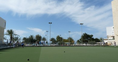 Cyprus Festival Men's and Ladies Singles Finals