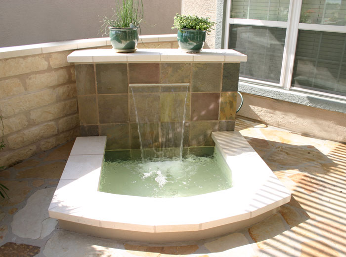 Bowman Landscaping Water Features