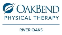OakBend Physical Therapy River Oaks Logo