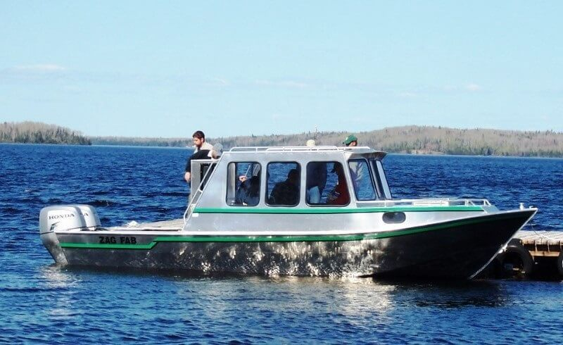 Boating Bow Narrows