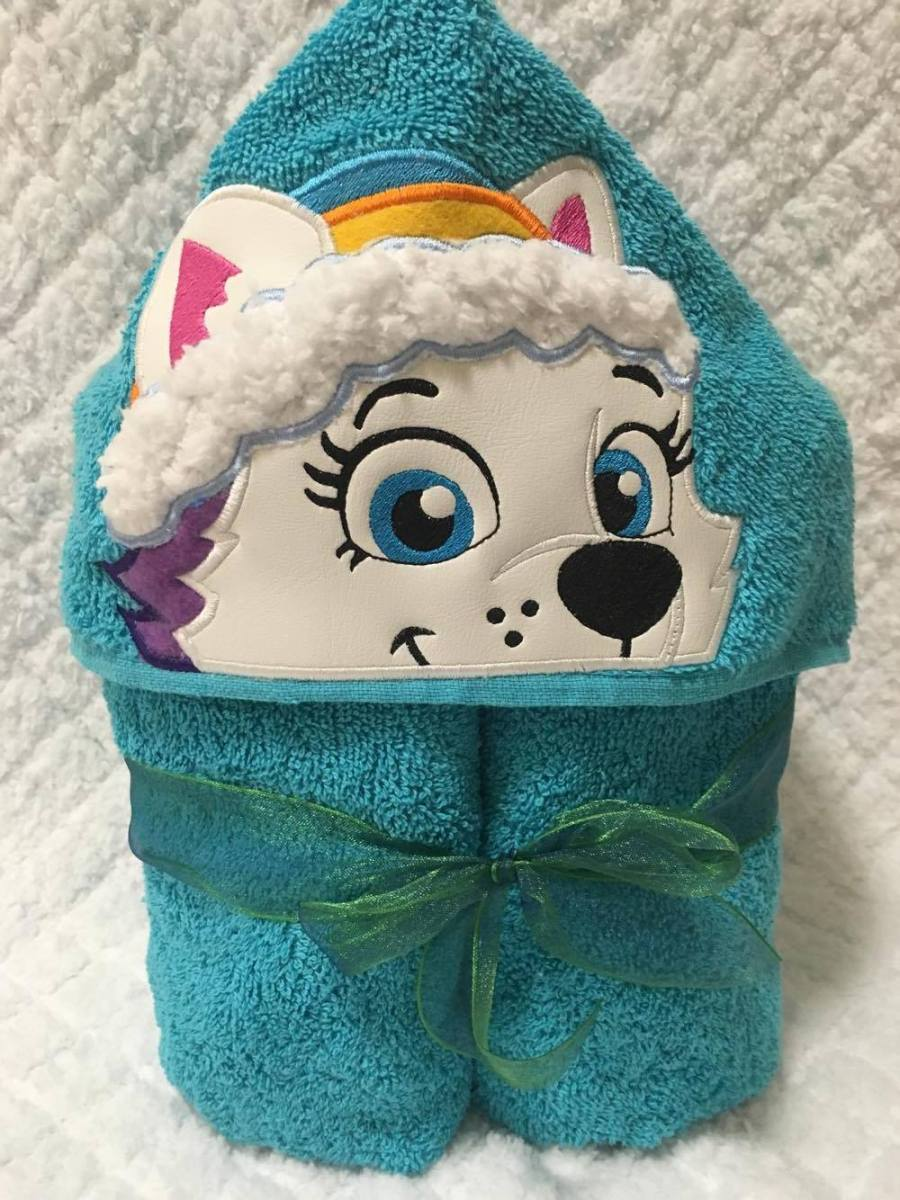 Everdog Hooded Towel