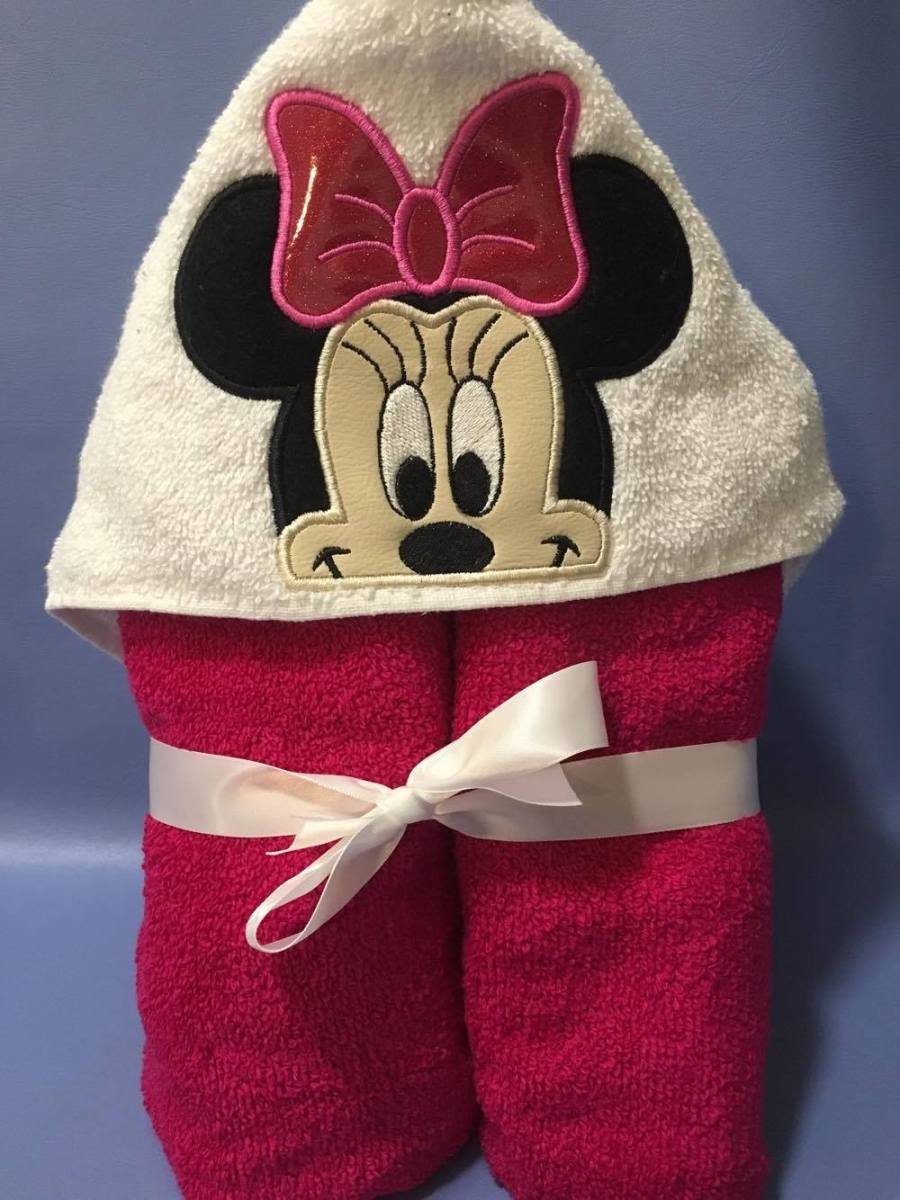 Minie Hooded Towel