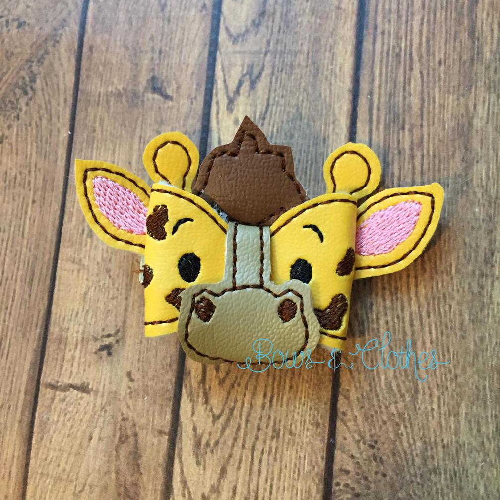 Giraffe Bow