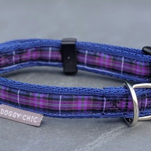 pride of Scotland modern collar for your dog