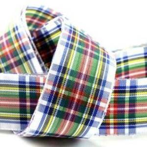 Tartan & Flag Dog Harnesses
