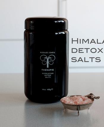Himalayan detox salts