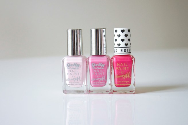 barry m nailpolish