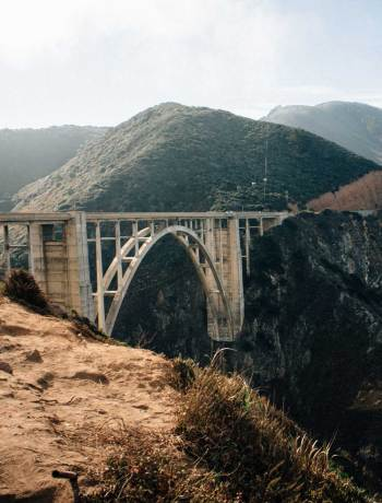 big sur bixby creek bridge