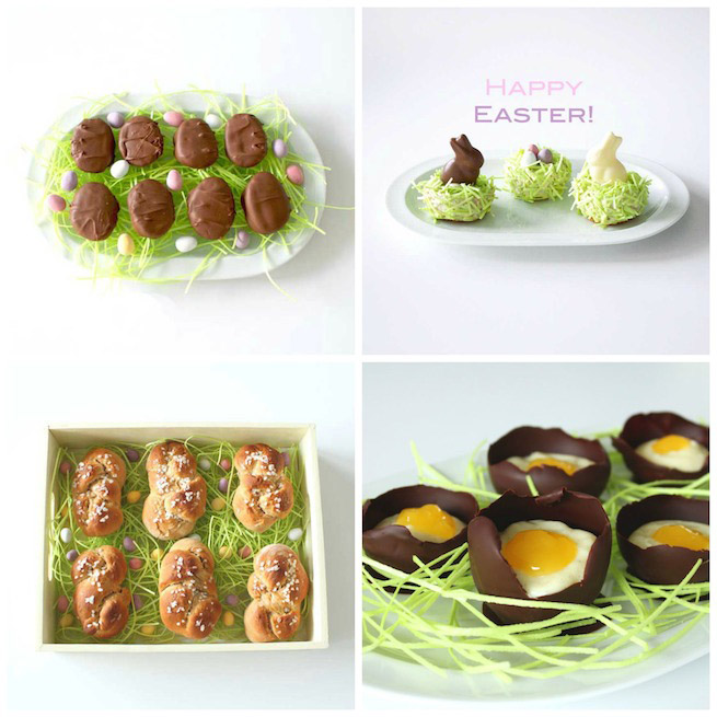Easter dessert inspirations