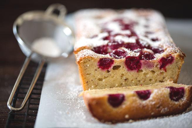 frangelico hazelnut raspberry cake