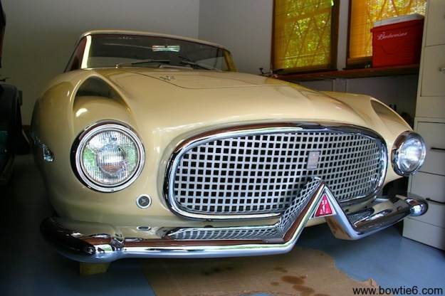 Hudson Italia Prototype Front Bumper