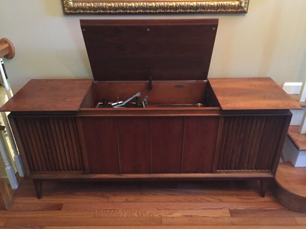 restoring a vintage stereo console the bowtie6 blog