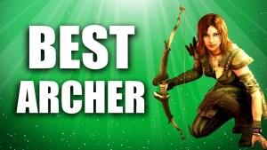 Best archers