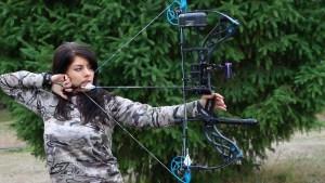 shoot a arrow