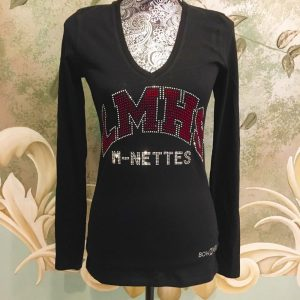 Arched LMHS M-Nettes V-Neck Long Sleeve