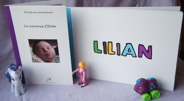Livrets Souvenirs illustrés Photos Récits de Mamans
