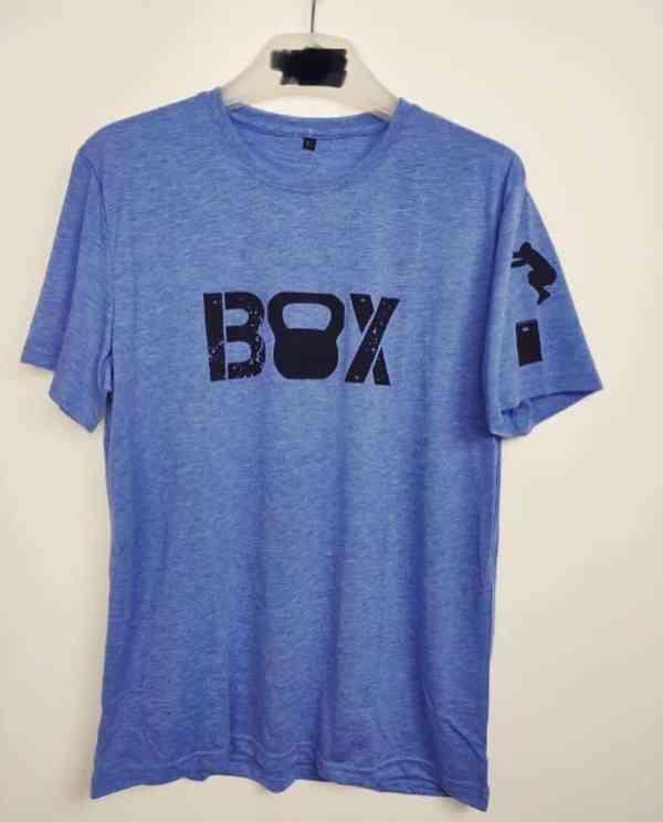 Camiseta BOX BASIC BOX JUMP
