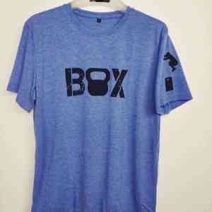 Camiseta BOX BASIC BOX JUMP