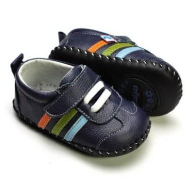 freycoo-chaussures-premiers-pas-cuir-souple-baskets-bleu-marine