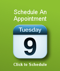 """Calendar icon that with the text """"click to schedule""""."""