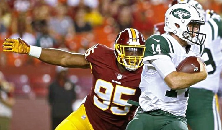 5 Takeaways From Redskins Preseason Game Against Jets ... fad40acd6