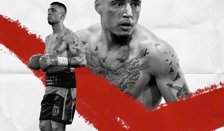 District of Columbia boxer Dusty Hernandez-Harrison will be