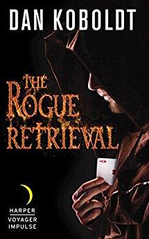 Rogue Retrieval by Dan Koboldt Cover