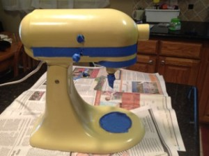 Vintage KitchenAid