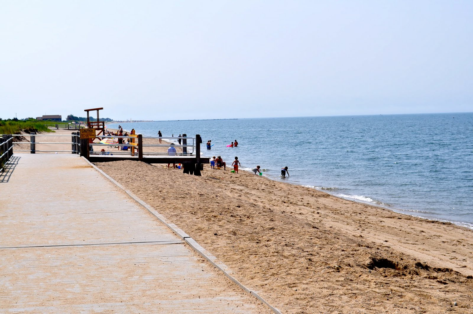Ranking Greater New Haven\'s Best Beaches - Between Two Rocks