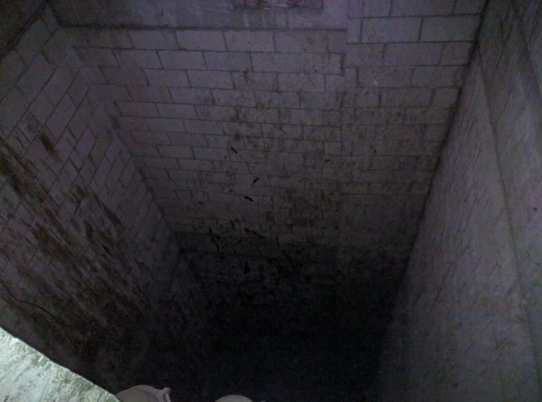 Bottomless Pit/Elevator Shaft