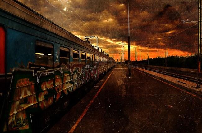 Apocalyptic Train