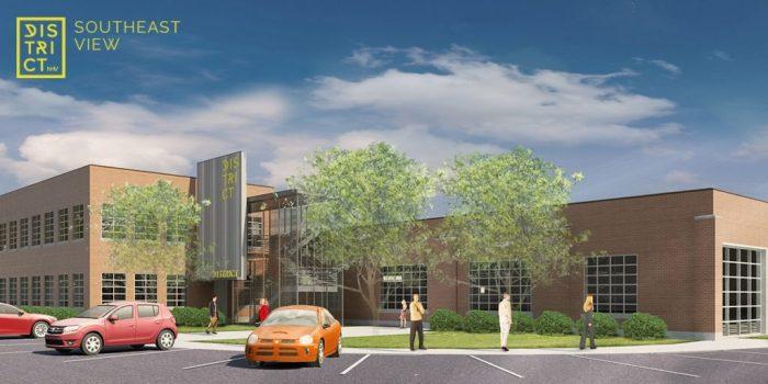 District New Haven rendering