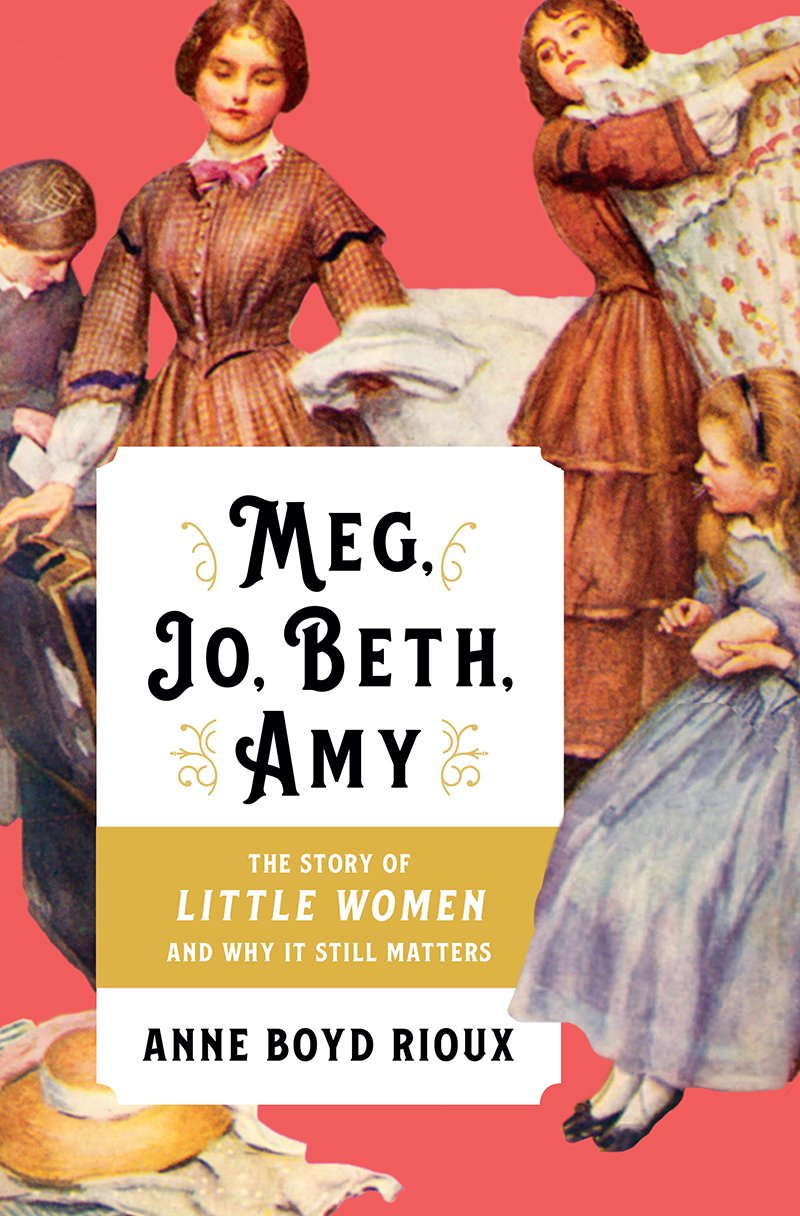 Meg, Jo, Beth, Amy--Cover