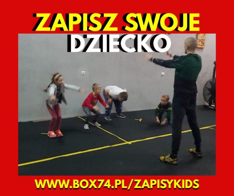 zajęcia sportowe dla dzieci Świdnica