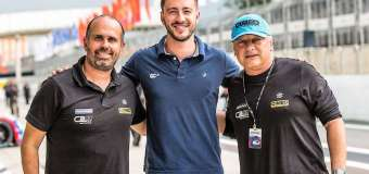 Crown Racing com Casagrande e Coletta