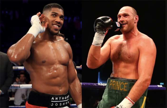 Fury vs. Joshua, millonario combate