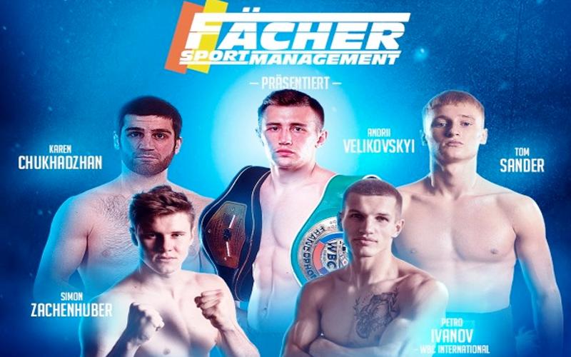 Velikovskyi y Macías disputan título Internacional WBC