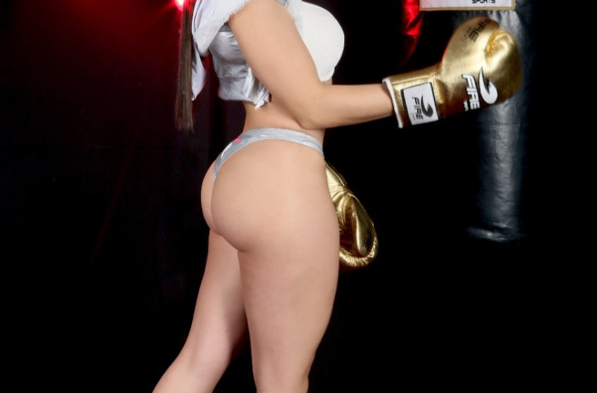 Keizy Rodríguez orgullo mexicano