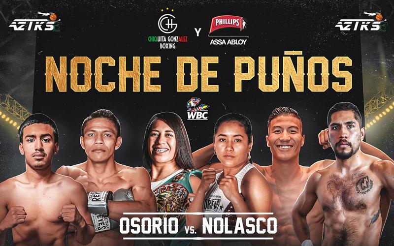 """""""NOCHE DE PUÑOS"""" se transmitirá por WBC VIVE TV"""