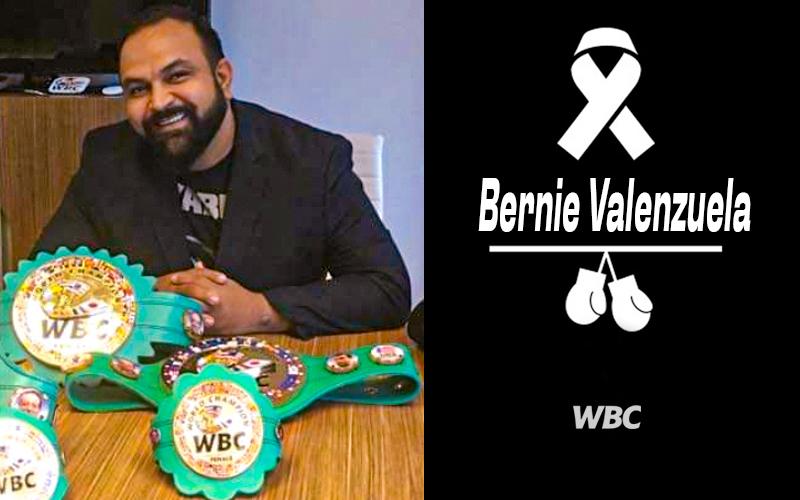El WBC lamenta el fallecimiento de Bernie Valenzuela