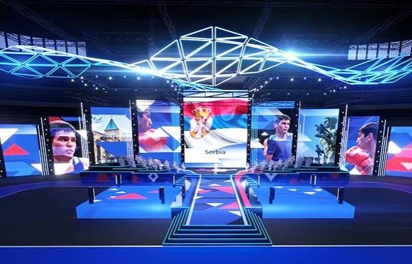 Gran Ceremonia de Apertura del Campeonato Mundial de AIBA